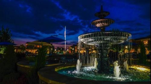 Cambridge Fountain